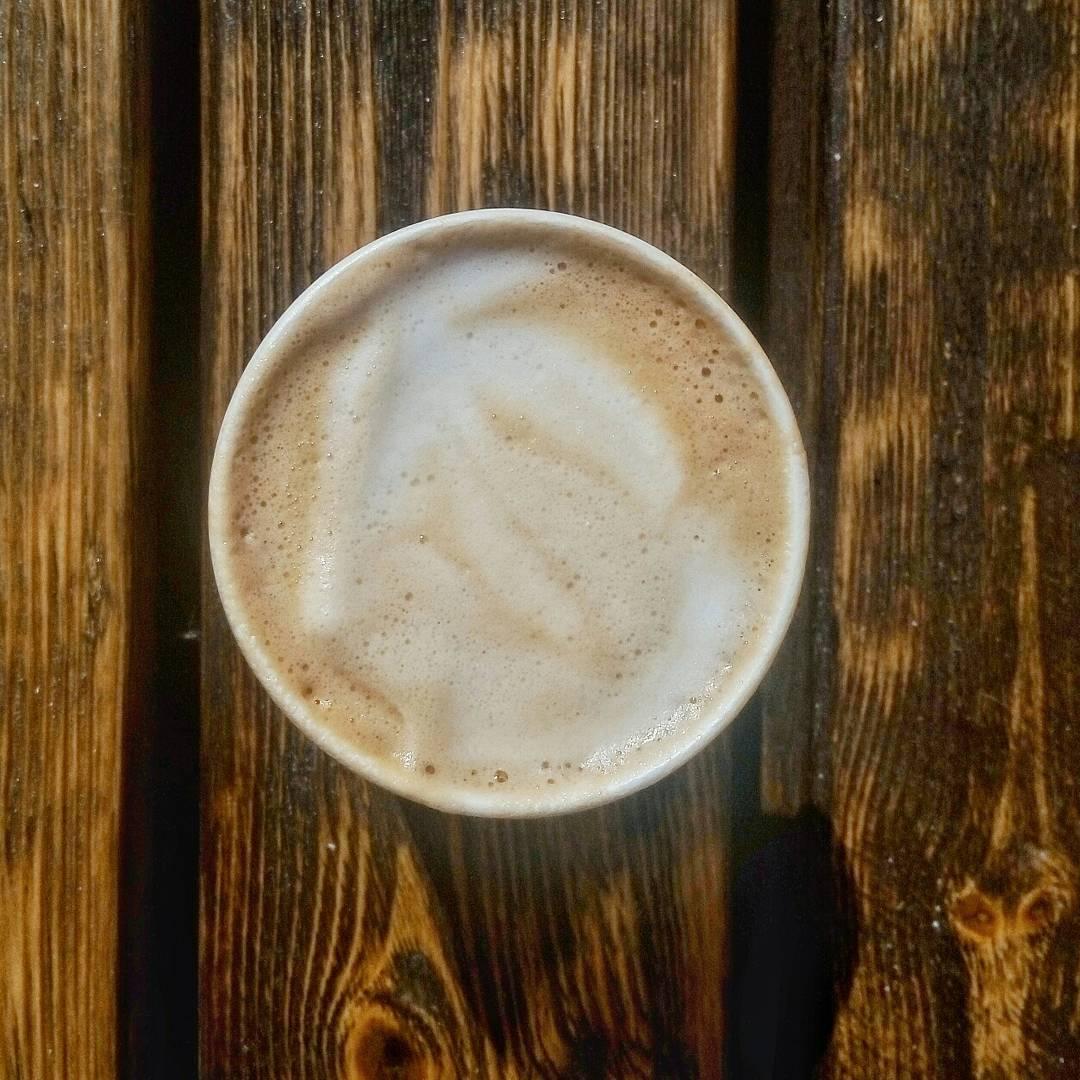 Капучино в кофе-баре Coffee Break
