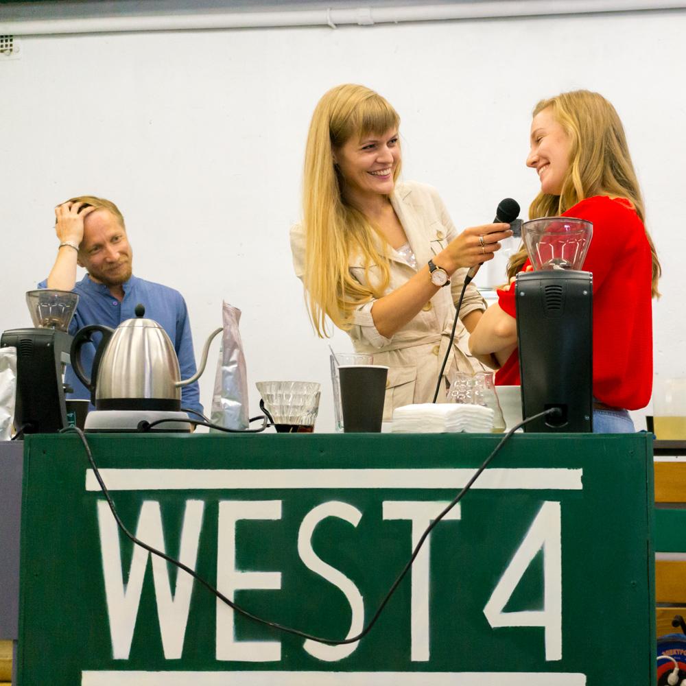WEST 4 Championship. Кофейный чемпионат среди любителей