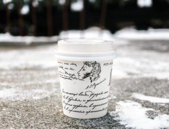 Капучино в кофейне Свобода Кофе в Тушино