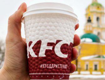 Капучино в KFC