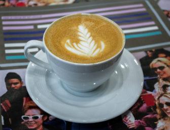 Эспрессо, капучино, V60 и эспрессо-тоник в кофейне Nord Coffee