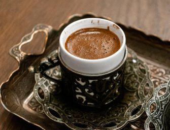 Тыквенный Раф и Джезва на Гейше в кофейне Cezve Coffee Курская