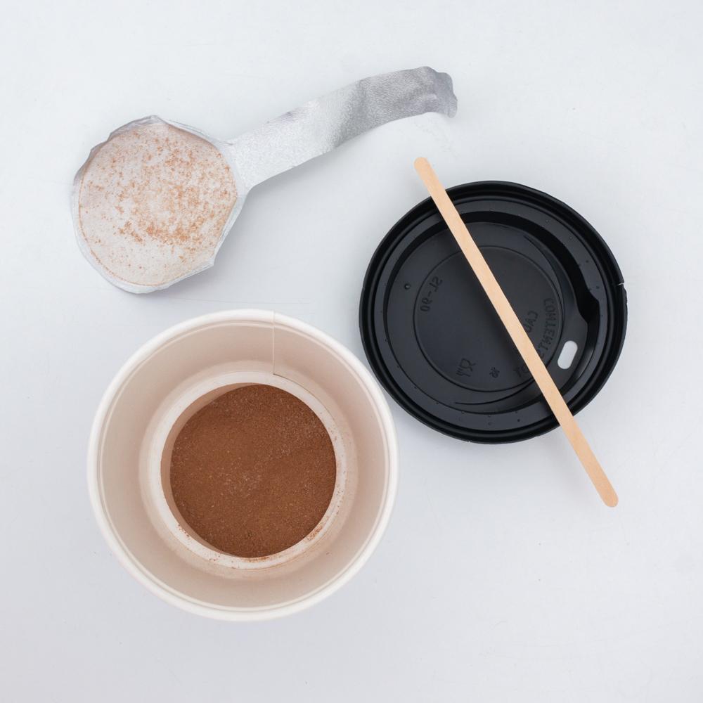 У нас такого нет: растворимый кофе To Go